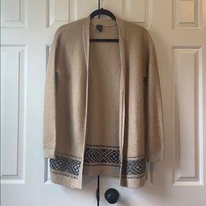 Gap Wool Cardigan